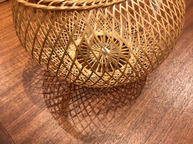 ★『竹でつくられた上質で美しい日常道具』POP UPショップ開催★